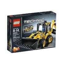 Lego Technic 42004 Mini Retroexcavadora