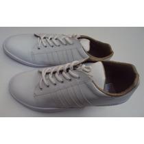 Zapato Blanco Uniforme Enfermera(o) Profesional Cosido Braya