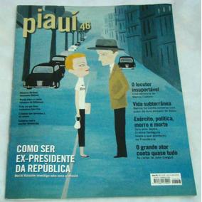 Revista Piauí # 46 - Jul/2010