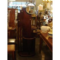 Chapeleira Antiga Original Art Decô