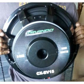 Bocina De Voz De 15 Audiomax Ev De 1000watts