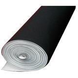 Bondeado Simil Neoprene Blanco Y Negro 4mm