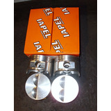 Pistones Forjados Vw Audi Turbo,gacel,galaxy,gol,golf 1800cc
