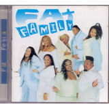 Cd Fat Family - Fat Festa - Novo***