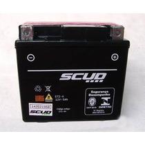 Bateria Moto Scud Titan 150 / Fan 150 / Bros / Biz / Factor