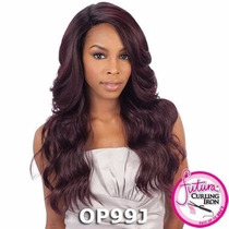 Deep Invisible L Part Lace Front Wig - Danity