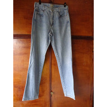 Pantalon Jean Fus Talle 32/42