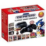 Atgames Sega Genesis Clásico Juego De Consola W / 80 Juego