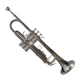 Trompeta Dorada Estuche 6418l Baldassare ( Envío Gratis )