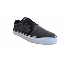 Zapatillas Area Skateboarding City Jean Gris Skate Urbanas