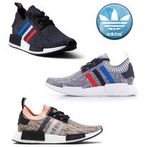Tênis Adidas Originals Nmd R1 Pk - Na Caixa Lançamento