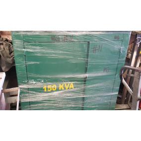 Transformador Pedestal 150 Kva 13200/220-127 V Garantia