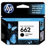 Cartucho Hp 662 Negro Original Para Hp 2515/3515