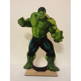 30 Souvenirs +gigante Avengers-hulk-buhos-doctora Juguetes