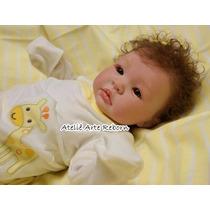 Bebê Reborn Menino Lindo Realista Promoção Mercado Livre