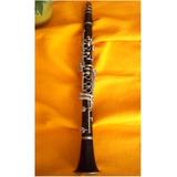 Clarinete Marca Orsi Made In Italy Milano 17 Llaves En Caja