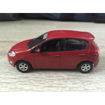 Miniatura Norev Fiat Palio Vermelha - 1/43