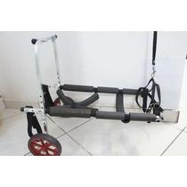 Cadeira De Rodas Para Cachorro Caes Pequeno Porte 8 A 15kg