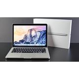 Macbook Pro 13 Core I5 4ram 500gb +4 Obsequios Garantía 1año