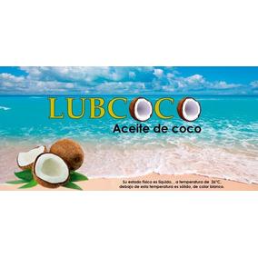 Aceite De Coco Organico Grado Alimenticio 4 Litros