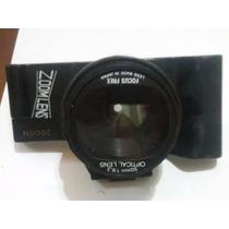 Camara Fotografica Zoom Lens 2000n (wicom)