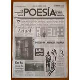 Diario De Poesía Número 62, Diciembre 2002, Usado.