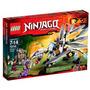 Lego Ninjago 70748 Dragon De Titanio