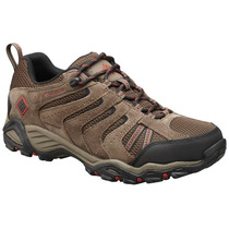 Zapatillas Trail Columbia Waterproof Hombre North Plains Ii