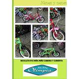 Bicicleta R12 Rueda C/rayos Camara Y Cubierta Nene Olimpia