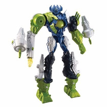 Brinquedo Max Steel Makino Invasor Das Galáxias Mattel Cjp02