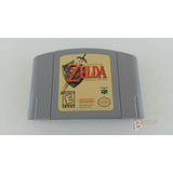 Zelda Ocarina Of Time Nintendo 64 Cartucho Juego -efa-