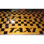 Juego De Dameros Reflectivos Imantados Para Taxi