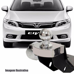 Engate Reboque Honda Civic 2012 2013 2014 15 Inmetro
