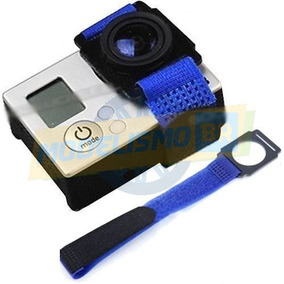Cinta Fita Velcro Gimbal Camera Gopro Hero 3 4 Fpv Sj4000