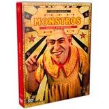 Monstros - Edição Definitiva Dvd Tod Browning Wallace Ford