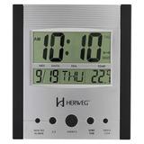 Relógio De Parede Mesa Digital Cronômetro Termômetro Herweg