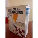 Biblioteca Atrium De La Construcción Oceano 6 Tomos