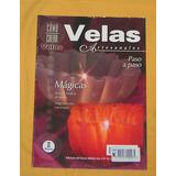 M196 Revista Velas Artesanales Paso A Paso Para Aprender
