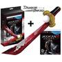 Ninja Gaiden 3 Ps3 Fisico + Espada Dragon Sword Edicion Limi