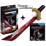 Ninja Gaiden 3 Ps3 Fisico Espada Dragon Sword Edicion Limi