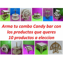 Candy Bar X 10 Productos Arma Tu Combo A Eleccion !!