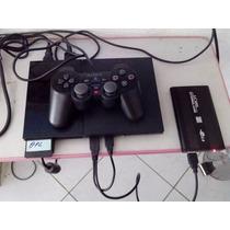 Ps2 Com Opl - Via Hd(100gb) +35 Jogos