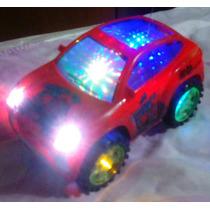 Carro A Control Remoto Con Luces
