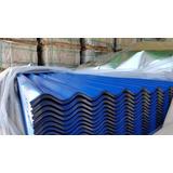 Lamina Zinc Azul Galvanizada 1,80mts X 90cms Venta Al Mayor