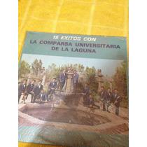 La Comparsa Universitaria De La Laguna Disco Mexicano