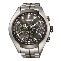 Citizen Eco-drive Satellite Titanium Cc1055-53e Cc1054-56e
