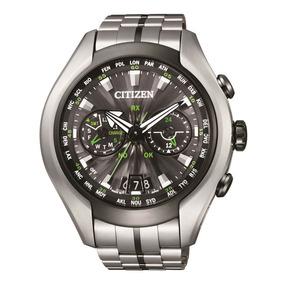 Citizen Eco-drive Satellite Titanium Cc1055-53e Cc1054-56e