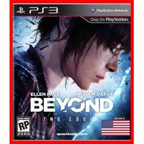 Beyond Two Souls Ps3 Psn Promocao!!