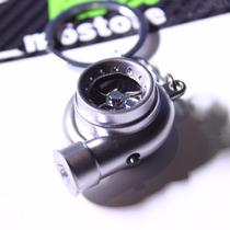 Llavero Turbo 2 Sonidos De Descarga Luz Led Sonido Video