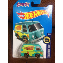 Hot Wheels The Van Mistery Machine Scooby Doo No Subasta
